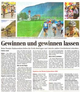 2008 Ötztaler Tiroler Tagblatt